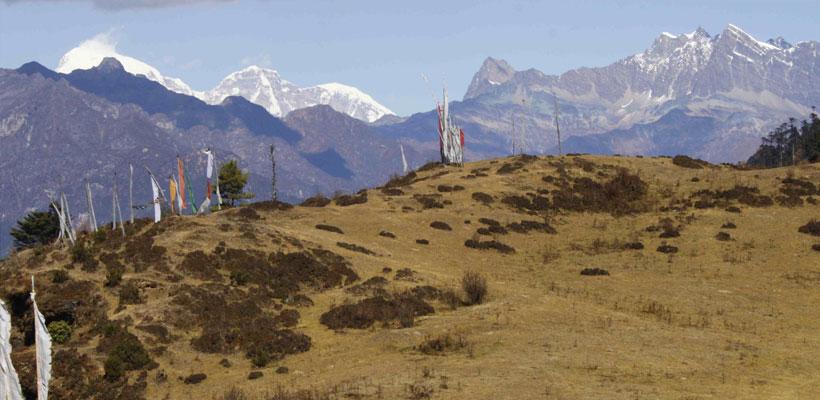 Druk Path Trekking Bhutan Druk Path Trek Trekking Itinerary For