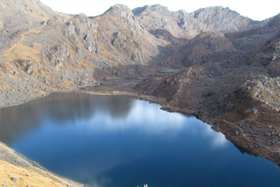 Gosainkunda Lake Tour