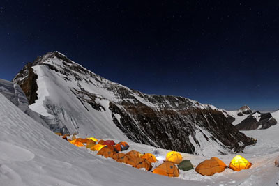 Everest North Col Expedition (8,848m)